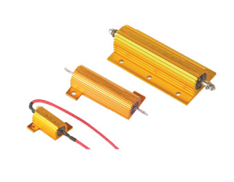 5W-500W 功率型铝壳电阻器