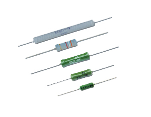 2W-12W 功率线绕电阻器